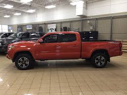 New 2018 Toyota Tacoma TRD Sport 4 Door Pickup In Sherwood Park ... 2016 Toyota Tacoma Doublecab 4x4 Midsize Pickup Truck Off Road Midsize Trucks Are Making A Comeback But Theyre Outdated 2018 New Reviews Youtube Sr5 Extended Cab In Boston 21117 Trd Pro Probably All The Offroad You Need Old Vs 1995 The Fast 2017 Sport Double Athens Preowned Santa Fe Access Sr Crew Victoria 2014 2wd I4 Automatic And Rating Motor Trend