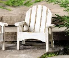 Miniature Enchanted Fairy Garden Decor Chair