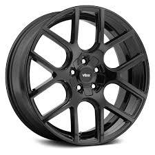 VOXX® LAGO Wheels - Gloss Black Rims