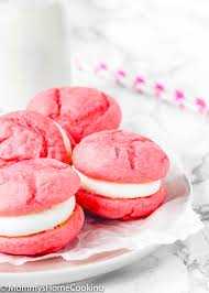 How to Make Eggless Whoopie Pies with a Cake Mix Mommy s Home