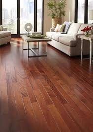 Rich Pacific Mahogany Hardwood Flooring That Is Manufactured For Lasting Character Quality Attractive
