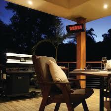 Lynx Gas Patio Heater by Bromic Heating Tungsten 300 Smart Heat 20 Inch 26 000 Btu Propane