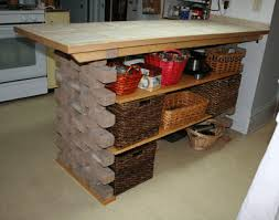 THE RUSTIC KITCHEN ISLAND