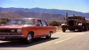100 Duel Truck Driver Classic Film Review 1971 KIERON MOORE