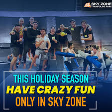 Explore At Sky Zone Trampoline Gaming Event Tickets ...