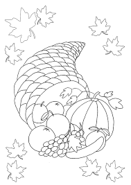 Thanksgiving Color By Number Simple Addition With Coloring Pages