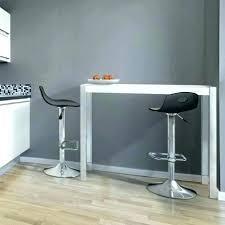 table de cuisine haute avec tabouret table haute de cuisine avec tabouret foodan
