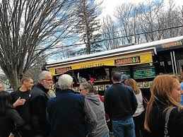 Food Truck Appreciation Day In Madison Draws Foodies, Supporters ... New Haven Creates Food Truck Paradise Along Long Wharf Tacos On The Sound Fairfield County Foodie Go Fish Review Boston Trucks Blog Reviews Tidbit Cart Pod To Shutter On Se Division Eater Portland For Food Trucks Winter Poses A Big Business Challenge Surving Park Yourself At Tanger Outlets Fest Register What The Page 2 Edmtons Extravaganza Ultimate Guide Charleston Area Donut Ct Vehicle Wraps And Vinyl Wrap Service Running Truck Is Way Harder Than It Looks Abc News