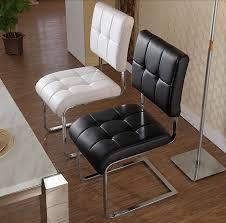 moderne leder esszimmer chiar pu leder meerjungfrau stil smart dinning stuhl suite stühle y02