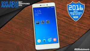 BGR India Awards Best Bud Smartphones of 2016
