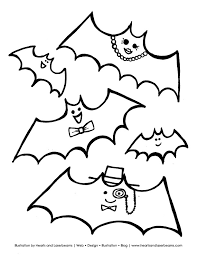 Free Halloween Printable Fancy Bats By Hearts And Laserbeams