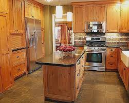 Slate Flooring For Kitchen Beautiful Wonderful Knotty Pine Wood Rustic With Awesome