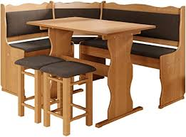 eckbankgruppe miki erlenholz eckbank gruppe besteht aus kücheneckbank 2x hocker tisch farbauswahl esszimmer sitzbank erle peru 05