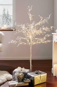 lichterbaum silberglanz 120 led für innen aussen leucht deko baum