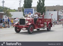 100 Old Fire Truck Image Of