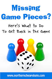 Missing Game Pieces Heres What To Do Get Back In The