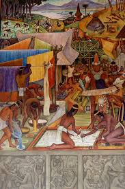 Diego Rivera Rockefeller Center Mural Controversy by Man At The Crossroads By Diego Rivera This Fresco In The