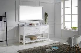 60 Inch Double Sink Vanity Without Top by Furniture Gorgeous U003e Bath U003e Bathroom Vanities U003e 60 Inch