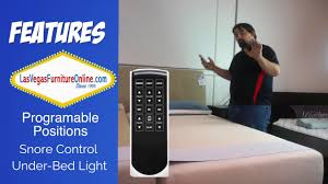 Leggett And Platt Adjustable Bed Remote Control by Leggett U0026 Platt Prodigy 2 0 Adjustable Base Youtube