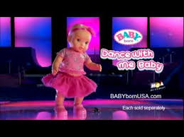Baby Born Dance With Me Baby Doll YouTube