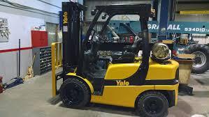 100 Yale Lift Trucks All American Forklift