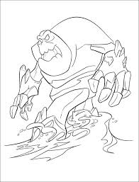 Free Frozen Printables Coloring Page
