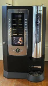 Fully Automatic Coffee Machines Bean To Cup And Instant Vending UK