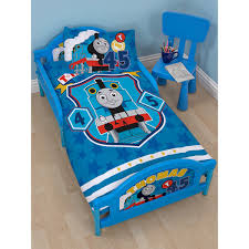 thomas friends patch junior toddler bed