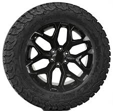 100 Oem Chevy Truck Wheels Style Snowflake Gloss Black 20 With BFG KO2 AT Tires