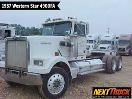 ThrowbackThursday Check Out This 1995 Western Star 4964F. View More ... Intertional Prostar Eagle Trucks Hpwwwxttruckonlinecom Rowbackthursday Check Out This 1994 Mack Ch613 View More Navistar Ships First Vocational Vehicles With 9 And 10 Liter Scr Truck Launches 124l A26 Engine Nexttruck Blog Freightliner Day Cab Hpwwwxtonlinecomtrucks Old Dominion Drives Its 15000th Off Assembly Super Cool Semi You Wont See Every 1984 Kenworth W900 Western Star Get Tough At The 2015 Work Show Employees Honor Fallen Military Heroes Through Ride For Freedom