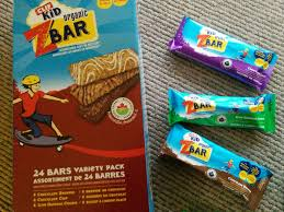 Clif Kids Zbar Review