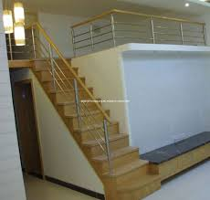 Images Of Stainless Steel Banister Handrail - #SC Stainless Steel Handrail See Tips And 60 Models With Photos Glass Railing Fabricators In Shimla Manali Interior Railings Gallery Compass Iron Works The Sleek Design Of Stainless Cable Rail Systems Pair Well Modern Steel Stair Railing Installing Elements The Handrails Price Naindien Handrails Unique Designs Staircase Handrail Work Kochi Kerala Ernakulam Thrissur Systems Square Middle Post W