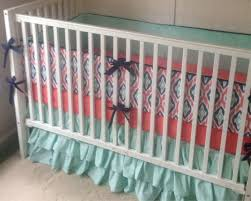 Coral And Mint Baby Bedding by 12 Best Coral Navy And Mint Baby Nursery Ideas Images On Pinterest