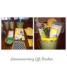 Housewarming Gift Basket Via Hobby Lobby Target Bath And Body Works