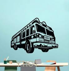 View Gallery Of Fire Truck Wall Art (Showing 12 Of 15 Photos) Fire Truck Wall Decals Home Design Ideas Elephant Art Elegant Decor Inspirational Sweet Jo Designs Frankies Firetruck Decal Stickers Set Of 4 Amazoncom Firetrucks And Refighters Giant Stickers Removable Peel Stick Vinyl Firefighter Engines Children Room Firemen Sticker Interior Etsy Truck Wall Sticker Kids Decor Decals 7 Decorating Growth Chart Gallery Detail Feedback Questions About Cartoon