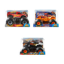 100 Monster Truck Pictures Hot Wheels 124 Assorted Kmart
