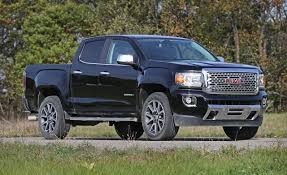 2017 GMC Canyon – Review – Car And Driver 1946 Gmc Pickup Truck 9 87 Chevy Truck Airride Chevrolet And Pickup Trucks Are Liberty Classics Speccast 1960 Car Quest Bank 5th 1968 Custom Youtube Amazoncom Sierra Denali 124 Friction Series All Of 7387 Chevy Special Edition Trucks Part I 1950 1 Ton Jim Carter Parts 1969 To 1971 For Sale On Classiccarscom Seven Cool Things Know 1939 Sale 20261 Hemmings Motor News Detroit Auto Show Debuts New 2015 Canyon Midsize Latimes Simi Valley Ca