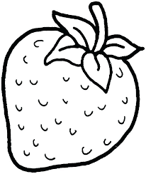 Fruits Coloring Pages For Preschoolers Cornucopia Fruit Colouring Toddlers