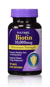 Natrol Offers Biotin With The Highest Dosage You Can Get If This Is Your First Time Purchasing A Vitamin For Hair Growth Give Try