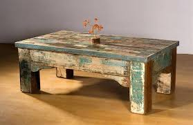 Reclaimed Wood Projects Coffee Table Home Pallet