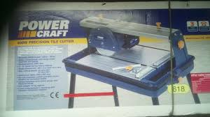tile cutter second hand home improvement tools and equipment