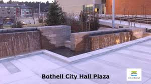 Tile For Less Bothell Washington by Bothell City Hall Plaza Youtube