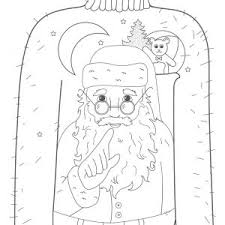Coloring Pages Ugly Sweater