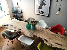 baumtisch baumstammtisch esstisch table dinningtable