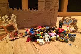 lego siege social this is not going to end well ancient hebraic battles