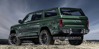 100 Ford Truck With 6 Doors New Bronco 2020 Bronco Details News Photos And More