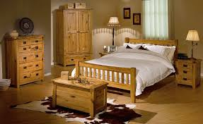 Magnificent Oak Bedroom Furniture Picture Of Landscape Set