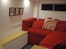 Lounge In Stealth Sprinter Conversion This Site Has Some Very Interesting Van Ideas For