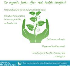 Does Organic Food fer Real Health Benefits
