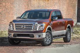 2018 Nissan Titan Crew Cab Review, Trims, Specs And Price - CarBuzz